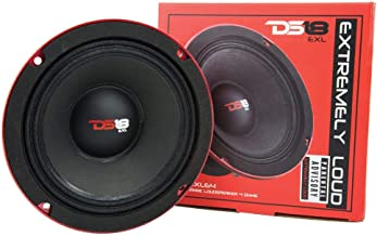"$40 » DS18 PRO-EXL64 Loudspeaker - 6.5"", Midrange, Red Aluminum Bullet, 600W Max, 300W RMS, 4 Ohms, Ferrite Magnet - For the Pep..."