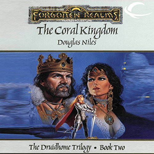 The Coral Kingdom audiobook cover art