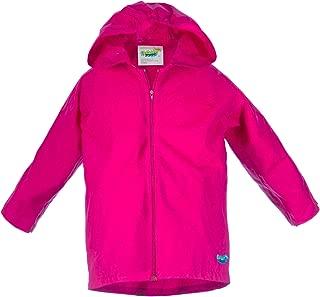 Splashy Nylon Children's Rain Coat