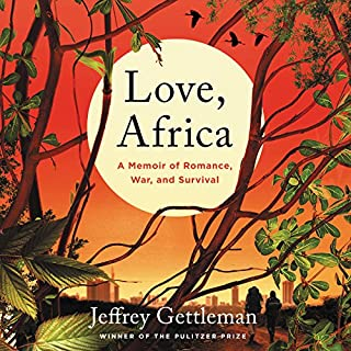 Love, Africa cover art