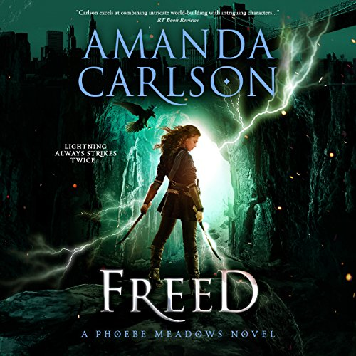 Freed Audiobook By Amanda Carlson cover art