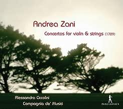 Zani: Violin Concertos