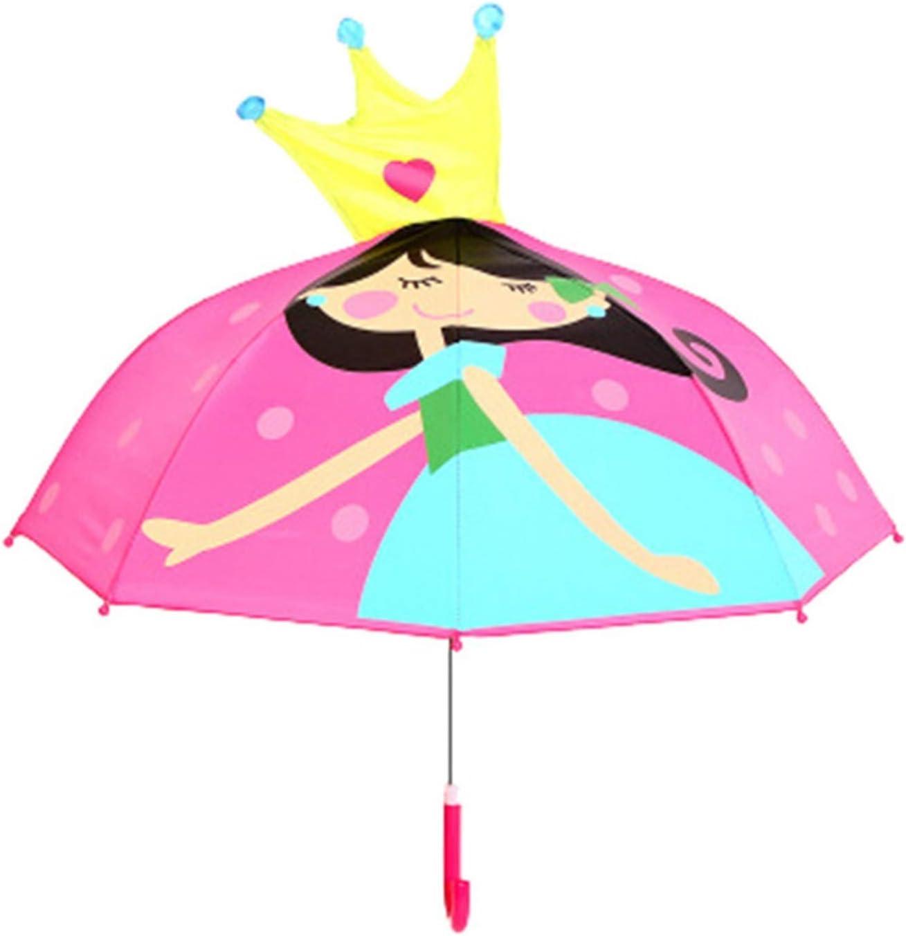 Ranking TOP19 JSJJAED Umbrella Cute New item Cartoon Creative Kids L Animation