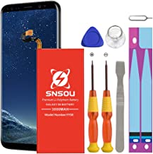 Best galaxy s8 removable battery Reviews