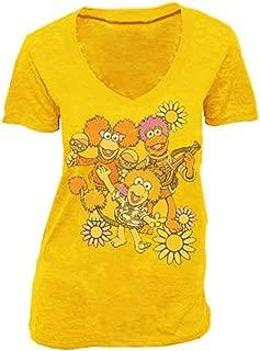flor grupo Golden ámbar para mujer Tee T-Shirt