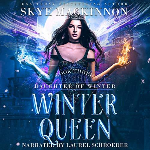 Winter Queen: Fantasy Reverse Harem Audiobook By Skye MacKinnon cover art