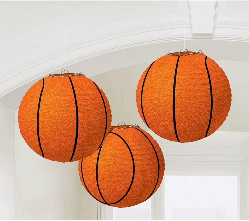 DIY Basketball Birthday Party