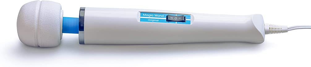 Original Magic Wand by Vibratex with IntiMD Trigger Pin Point Attachment