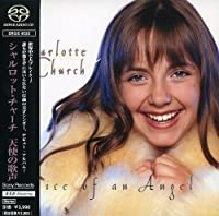 Voice of an Angel by Charlotte Church (2002-07-24)