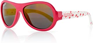 SHADEZ - Trendy Gafas de Sol para niña, Rojo