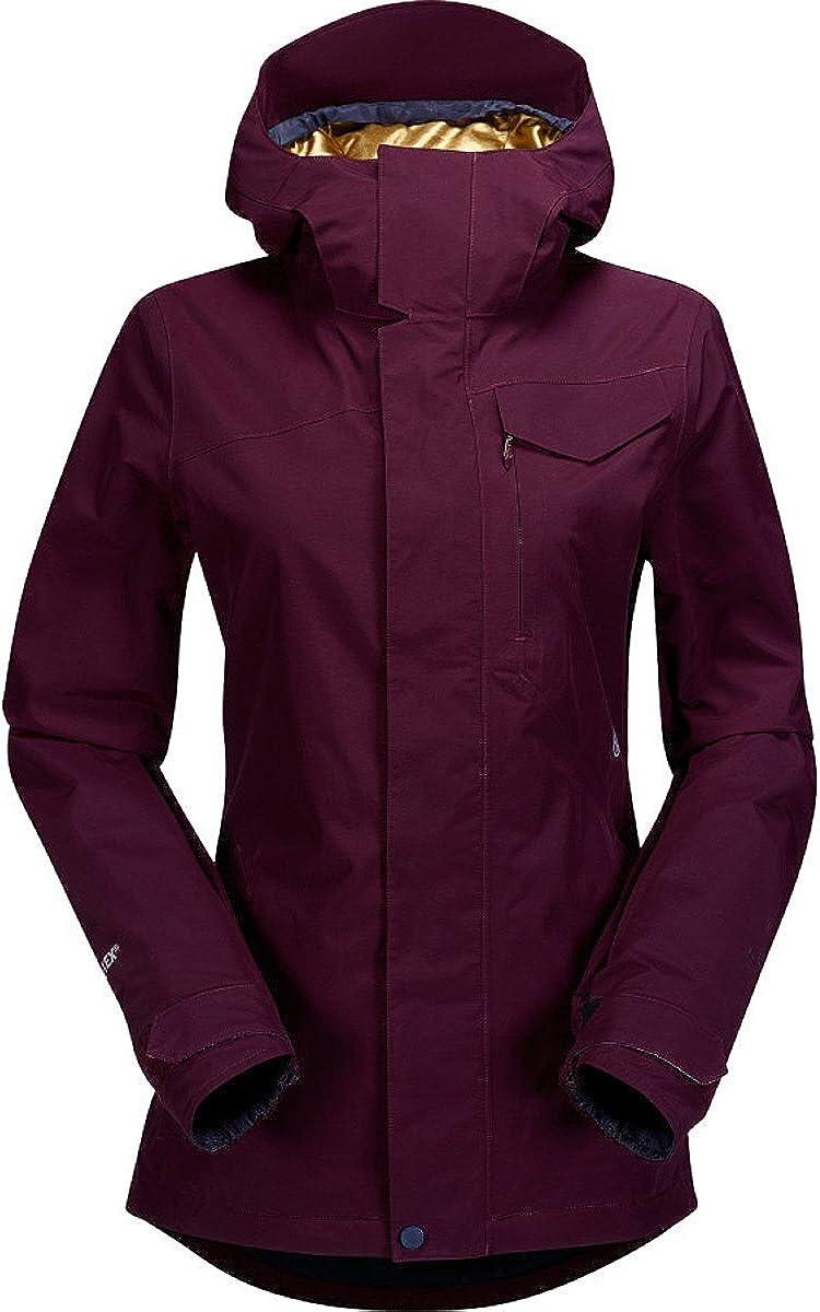 Volcom Juniors Rate Quantity limited Insulated Jacket Goretex Snow Max 79% OFF