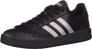 adidas Womens Grand Court Black Size: 8.5 US