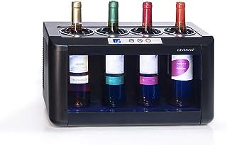 Cavanova OW004 - Enfriador de vino - 4 botellas , Temperatura 5-18°