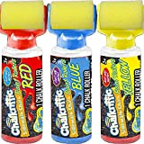 ToyPlaya Toys and Games Compatible with; Sidewalk Chalk Roller (4X pcs)