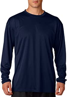 A4 Adult Cooling Performance Long-Sleeve T-Shirt