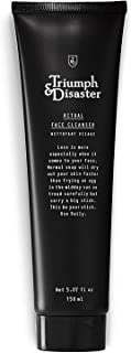 Triumph and Disaster Ritual Cleanser - Mens Face Wash with Bentonite Clay - Peppermint Scent - Gentle Anti Acne Facial Cle...