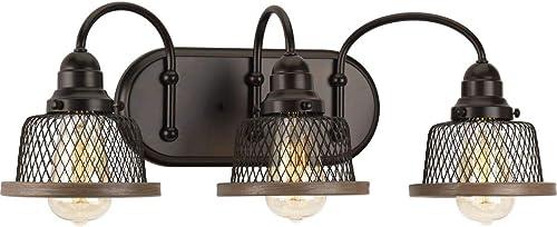 2021 Progress Lighting P300044-020 Tilley discount sale Bath & Vanity, Bronze online sale