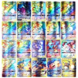 LIANGLIDE gx Cards,150Pcs Card Set Including 80pcs New Tag Team Cards+40 Pcs Mega Ex Cards+20 Pcs Ultra Beast Gx Cards+1...