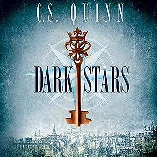 Dark Stars audiobook cover art