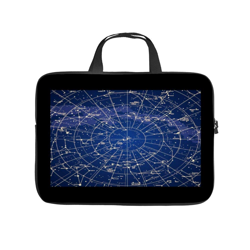 Constellation Universe Tapestry BedroomWaterproof Briefcase