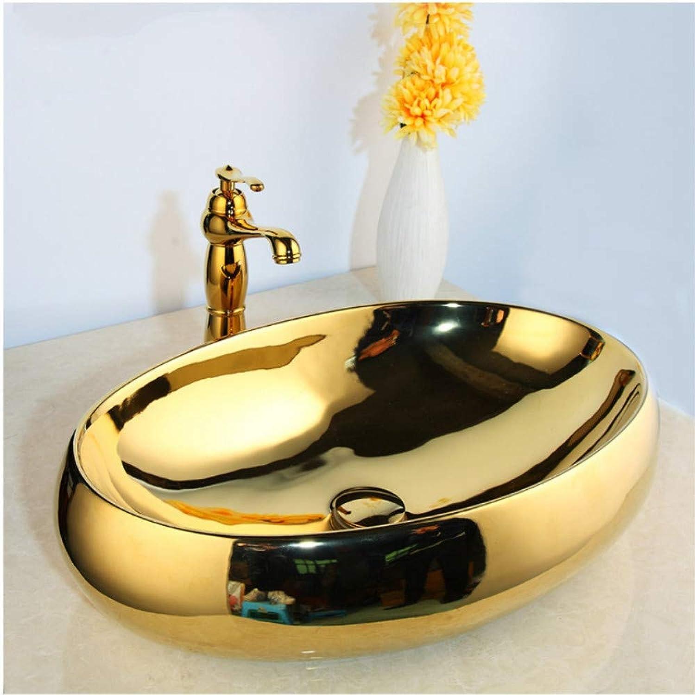 Lddpl Massivem Messing Goldene Luxus Keramik Toilette ...