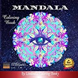 Mandala Coloring Book: Mandala Coloring Book for Adults and Kids big Mandalas to Color for Relaxation