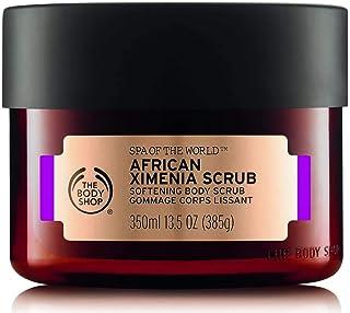 The Body Shop Spa Of The World African Ximenia Scrub 350ml