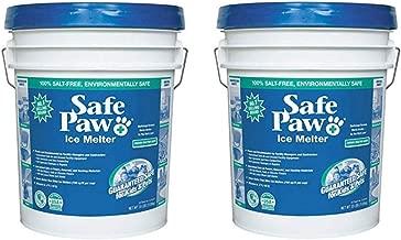 Safe Paw Ice Melter 35 Lbs/Pail (2 Pails - 70 LB Total)