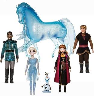 Disney Frozen II Deluxe Doll Set