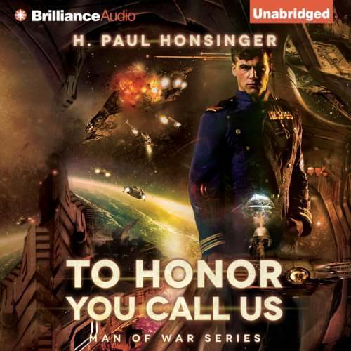 To Honor You Call Us audiobook cover art