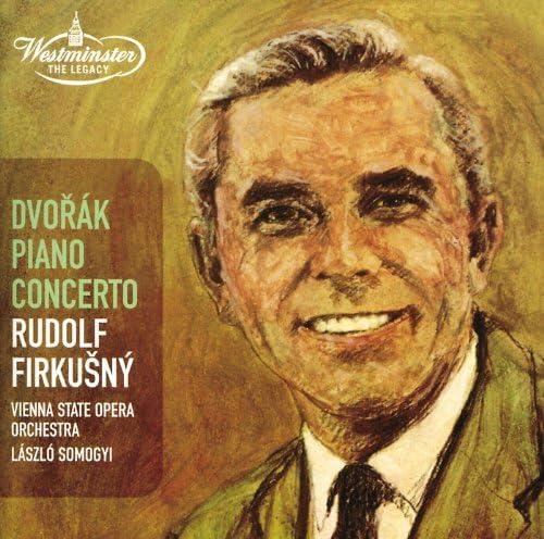 Rudolf Firkusny, Orchester der Wiener Staatsoper & Laszlo Somogyi