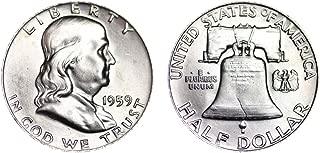 Best 1951 franklin half dollar proof Reviews