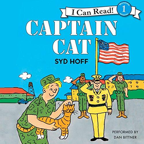 Captain Cat audiobook cover art