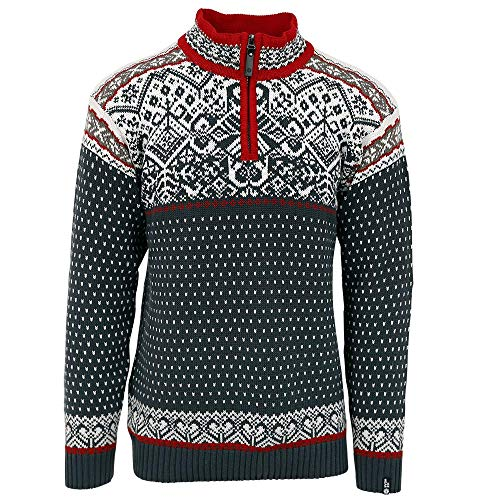 ICEWEAR Baldur Norwegian Style Cotton Lightweight Sweater