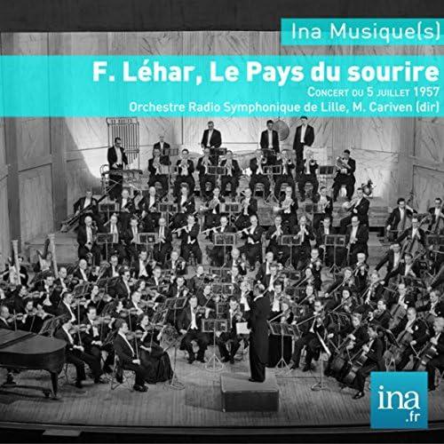 Marcel Cariven & Orchestre Radio Symphonique de Lille