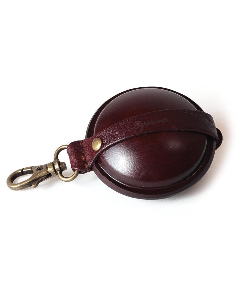 踏みつけ吹きさらしつぼみ[エスペラント] esperanto [Mサイズ] コインケース 携帯灰皿 マルチケース イングランドサドルレザー メンズ レディース
