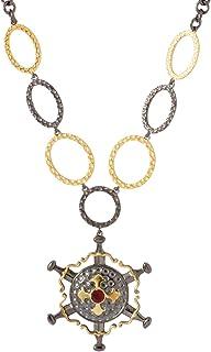 Voylla Art Skool Squiggles Necklace