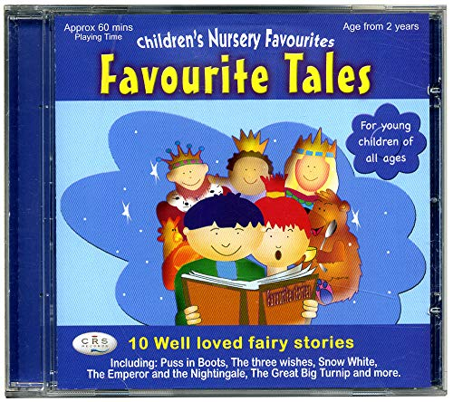 Favourite Tales: Children's Nursery Favourites