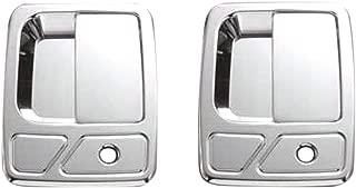 All Sales 510C Chrome Billet Aluminum Door Handle and Bucket Kit