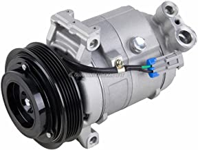 AC Compressor & A/C Clutch For Chevy Equinox GMC Terrain 2.4L 4-Cyl 2010 2011 - BuyAutoParts 60-03171NA New