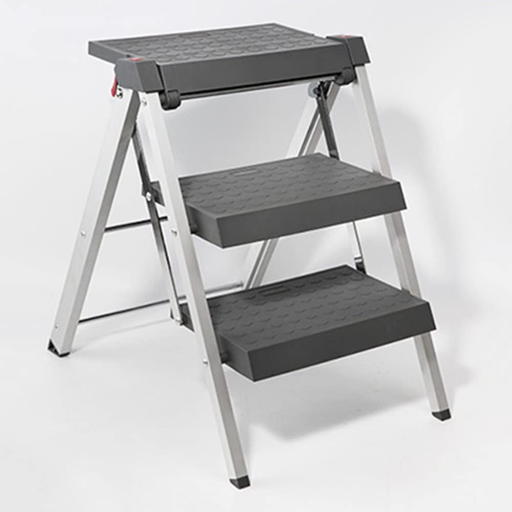 Max 83% OFF ZXQZ Step Easy-to-use Stools Foldable Convenient Household