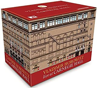 Vladimir Horowitz live at Carnegie Hall by Vladimir Horowitz (2013-09-30)