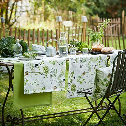 APELT Tischdecke Summer Garden L:100 x B:100cm - (7188 100X100 Fb.40)