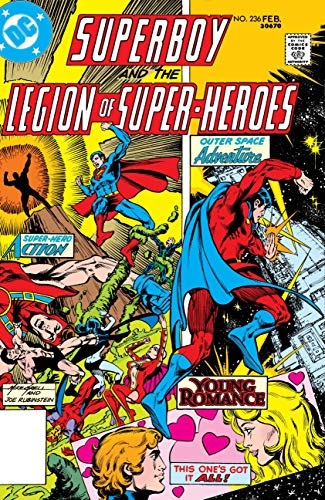 Superboy and the Legion of Super-Heroes (1949-1979) #236 (Superboy (1949-1979))