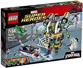 LEGO Super Heroes - Spider-Man, Trampa tentaculosa