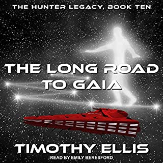 Page de couverture de The Long Road to Gaia