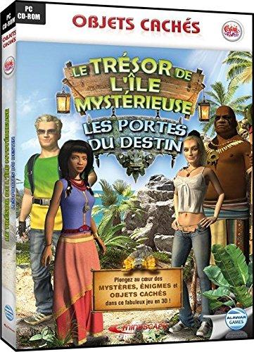 Le trésor de l'île mystérieuse: Les portes du destin