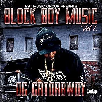 Block Boy Music, Vol.1