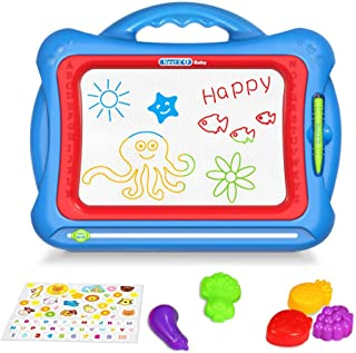 GP - NextX Magnetic Drawing Board for Kids - Erasable Colorful Magna Doodle Drawing Board Toys for Kids Writing Sketching ...