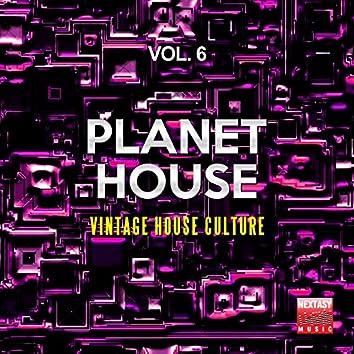 Planet House, Vol. 6 (Vintage House Culture)